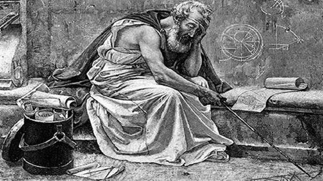 Arşimet'in Elyazmalarındaki 2 Bin Yıllık Gizem