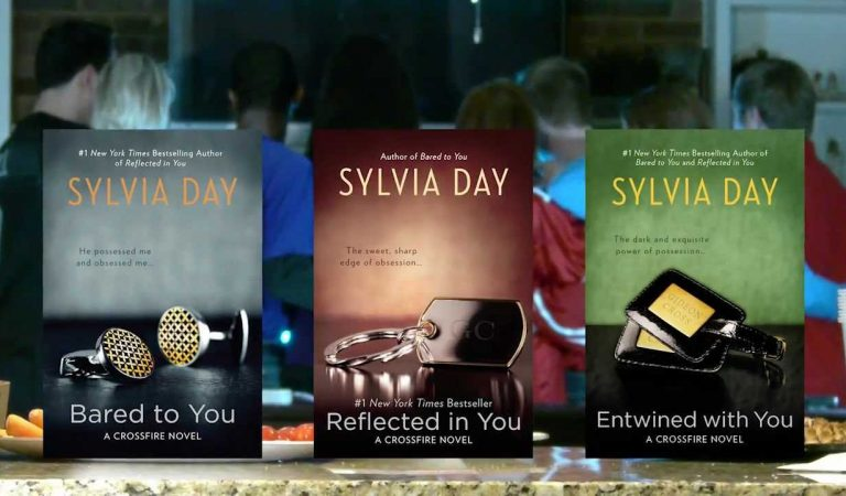 Crossfire Serisi (Sylvia Day)