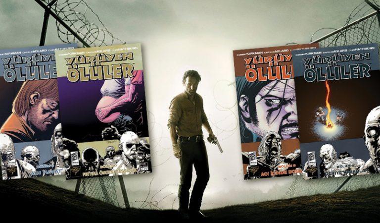 The Walking Dead Çizgi Roman Serisi Sona Erdi