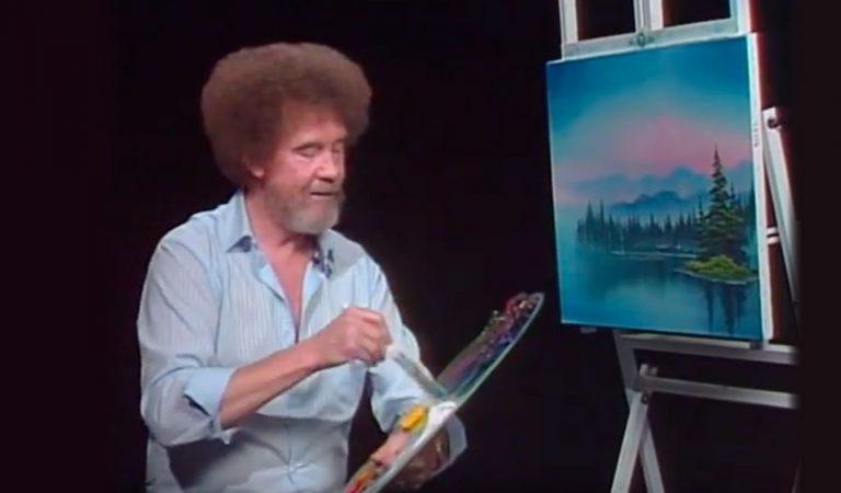 Bob Ross'un Tüm Resimleri Nerede ? (Bulundu!)