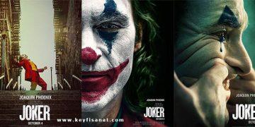Joker posterleri
