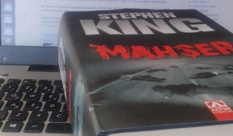 Stephen King Mahşer (kitap)