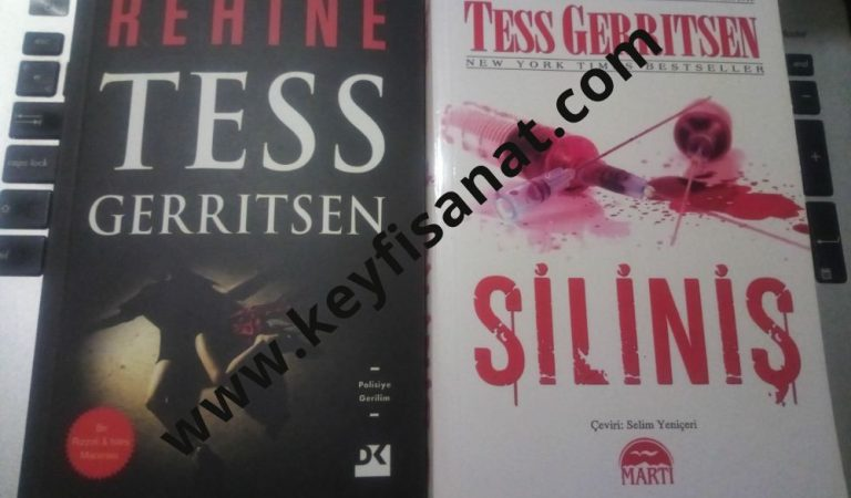 Tess Gerritsen Siliniş – Rehine