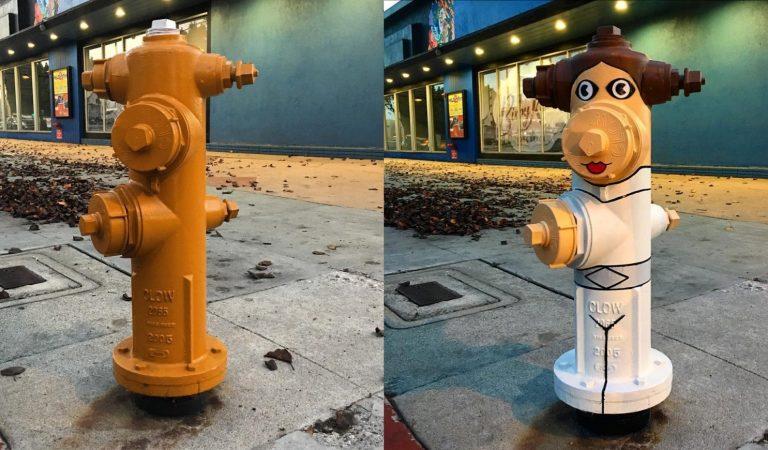 Sokak Sanatçısı Tom Bob'dan Sıradışı Çalışmalar