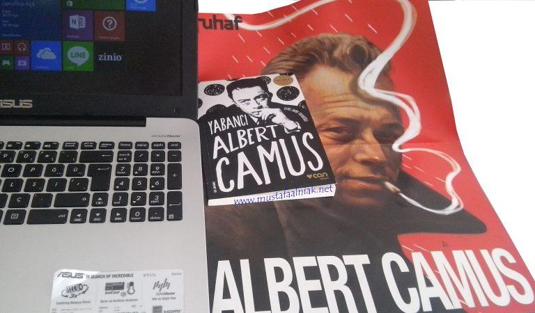 Albert Camus – Yabancı